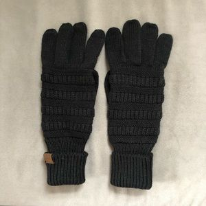 Accessories - New CC Gloves Black